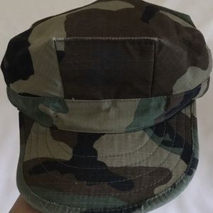 Other - Kids Camo Hat Cap Small Size Boys Mint Condition